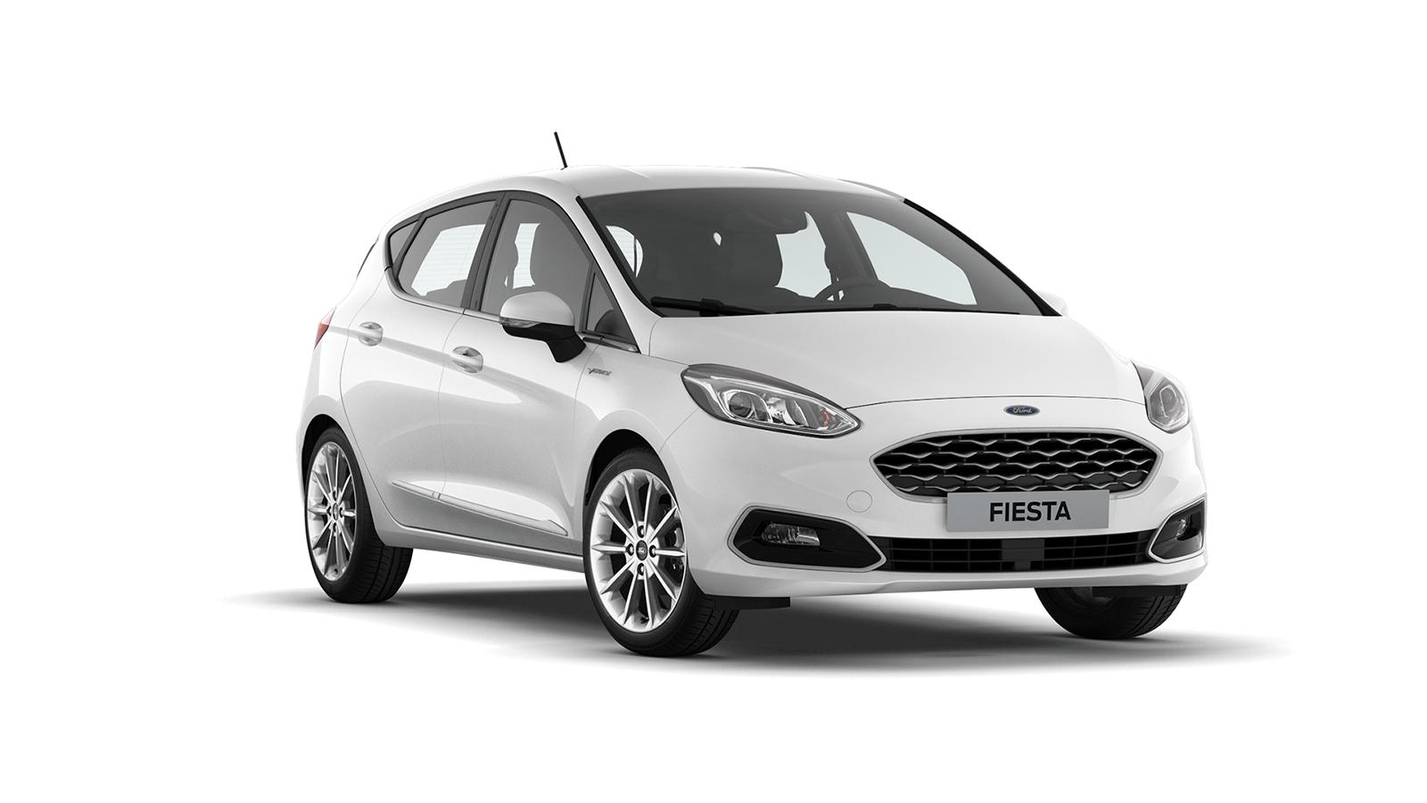Ford Fiesta Bulk